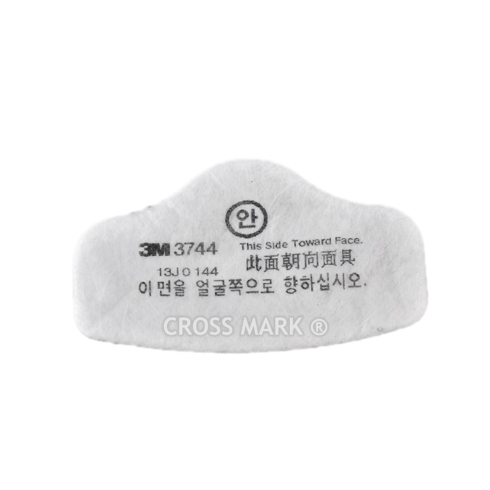 3M 3744 Particulate Filter with Organic Vapor