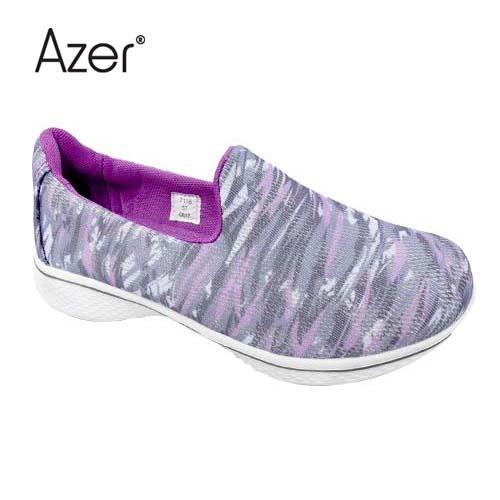 Azer Sport Shoe (S 7118-PR_ Purple
