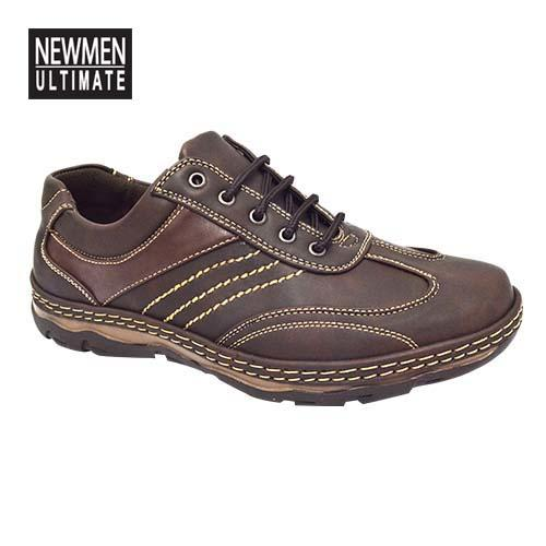 NEWMEN - Men Casual Shoe (MS 9203-CF) Coffee