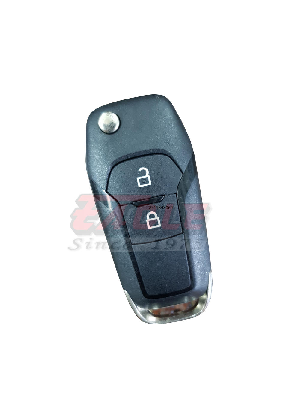 FORFK000422 Ford 2 Button Remote Flip Key