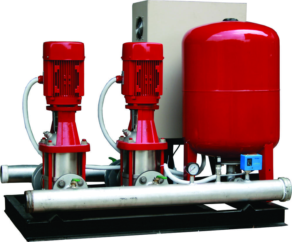 VARIABLE SPEED  BOOSTER PUMP SYSTEM & EQUIPMENT