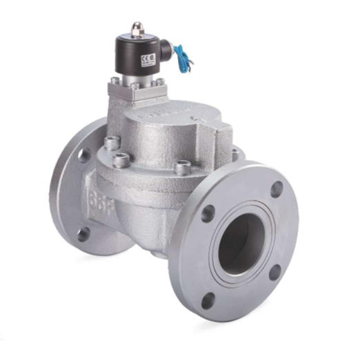 UNID Steam Flanged Solenoid Valve