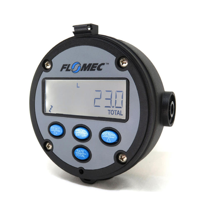 FLOMEC RT14 Flow Rate Totalizer