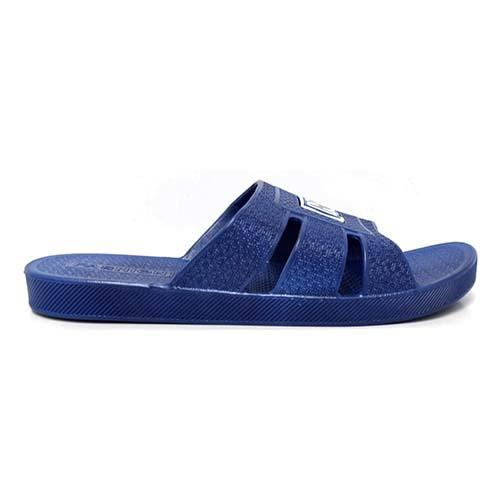 MEN PVC SLIPPER (P 1705-B) BLUE