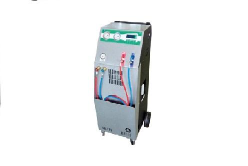 AC 930 AUTOMATIC UNIT FOR RECOVERY, VACUUM AND RECHARGE