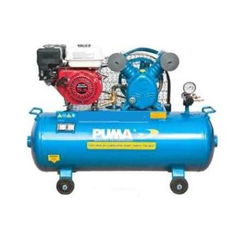 Puma Air Compressor 2G:GASOLINE / 2D:DIESEL ENGINE TYPE-PUK20-100G