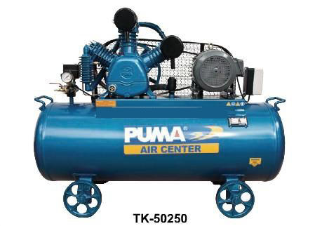 Puma Air Compressor BELT-DRIVE TWO STAGE-TK50250