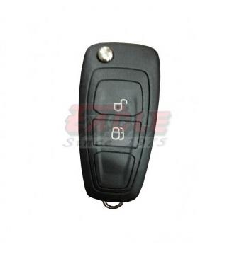 FORFK000322 Ford 2 Button Remote Flip Key HU101
