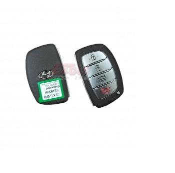 HYNSK000542 Hyundai Elentra 4 Button Smart Key Keyless Entry Transmitter