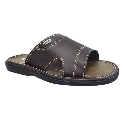 NEWMEN - MEN SANDALS (MA 2203-CF) COFFEE