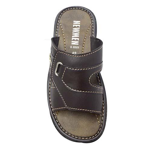 NEWMEN - MEN SANDALS (MA 2225-CF) COFFEE