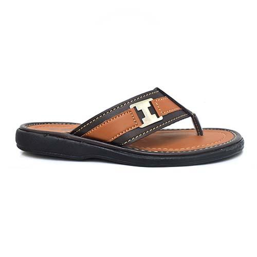 NEWMEN - MEN SANDALS (MA 2208-BN) BROWN