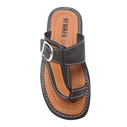 NEWMEN - MEN SANDALS (MA 2207-BN) BROWN