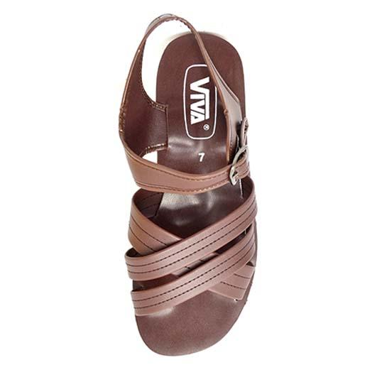 VIVA - MEN'S LABOUR SHOE (MA 839-BN) BROWN