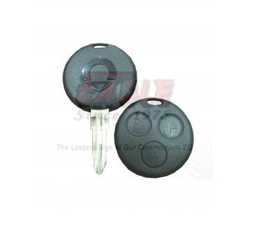 MBSKS000130 Smart 3 Button Key Shell Only