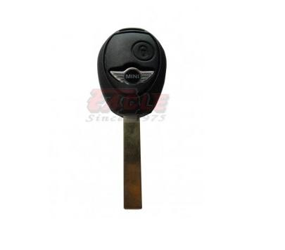 MINKS000120 Mini Cooper 2B Remote Key Shell Only