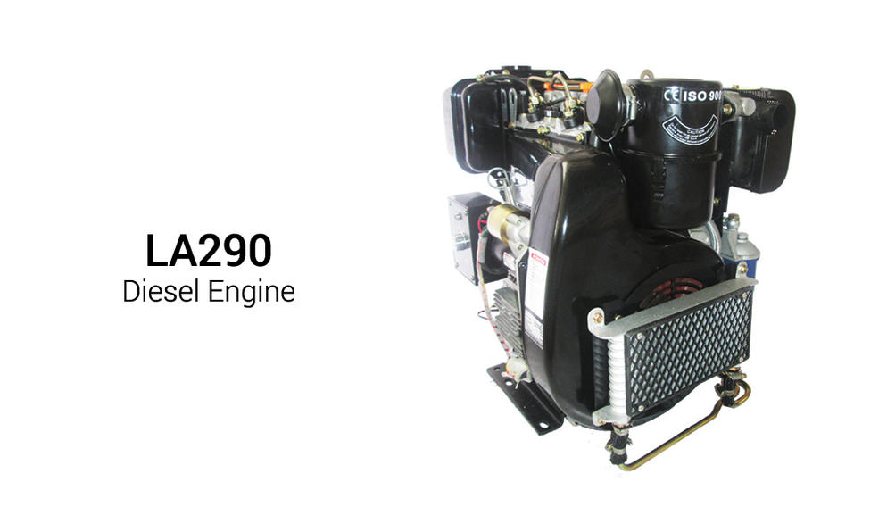 LAUNTOP Diesel & Gasoline Engine- LA290
