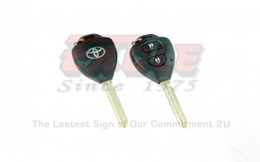 TOYRK000125 Toyota Wish 2 Button Remote Key