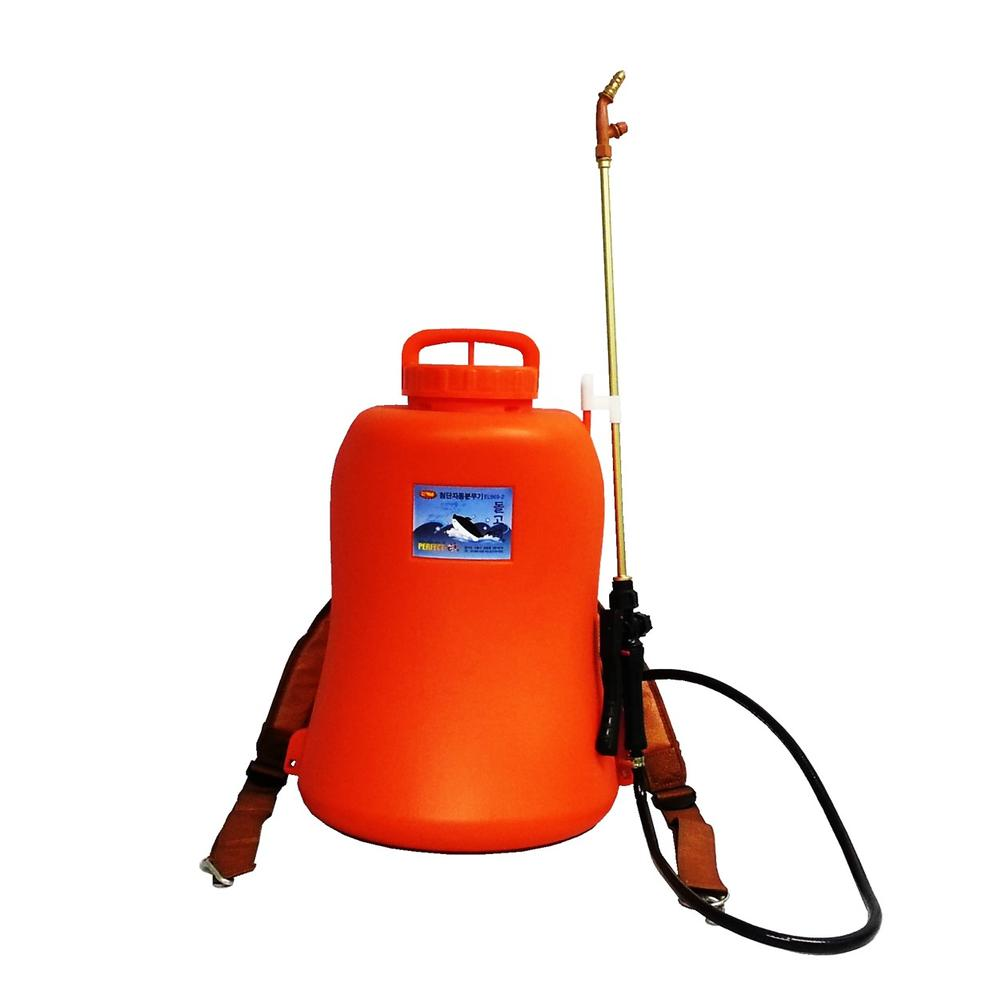 Rechargeable Lithium-Ion Knapsack Sprayer