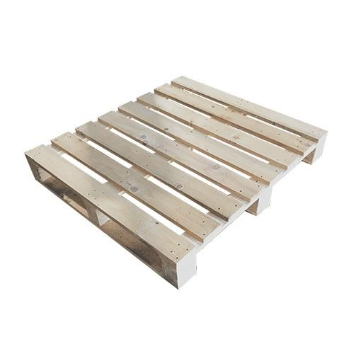 4 Way Block Wooden Pallet