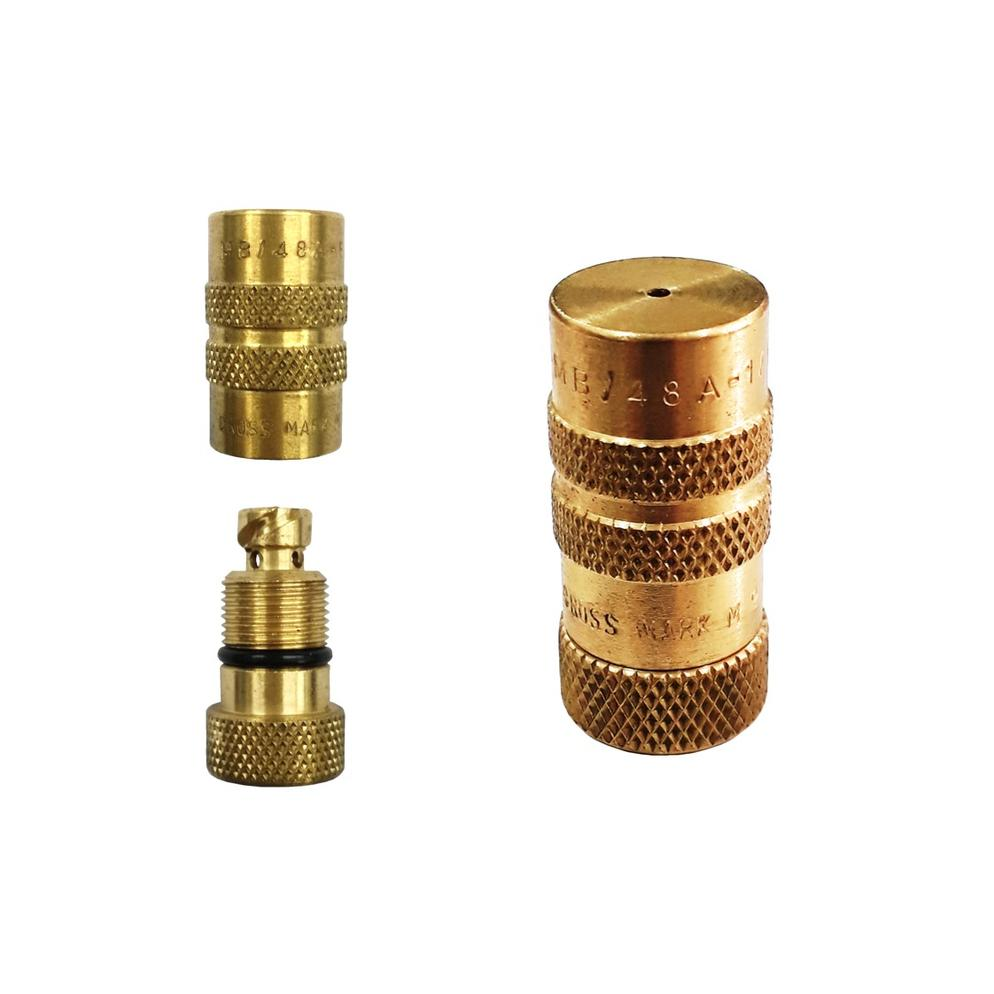 Brass Adjustable Hollow Cone Nozzle