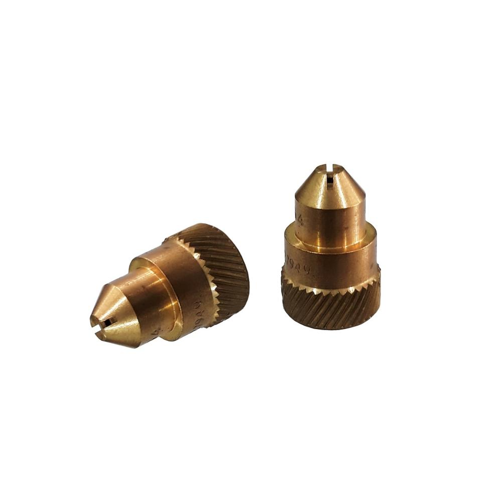 Fan Cap Brass Nozzle