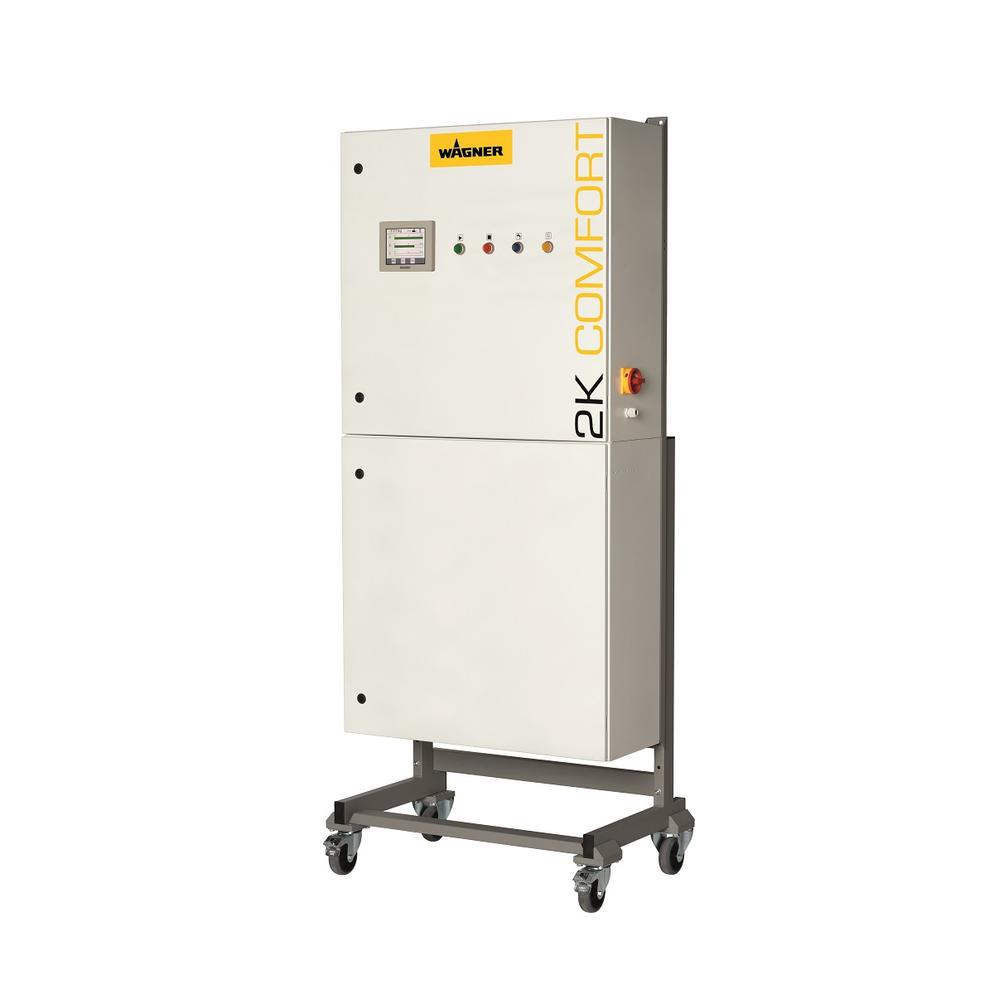 Liquid Coating 2K COMFORT Mixing and Dosing Unit