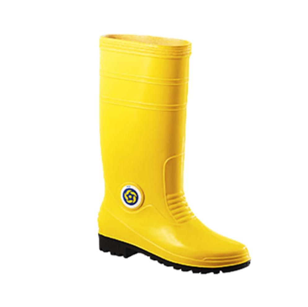 Korakoh 7000 PVC safety boots (Yellow)