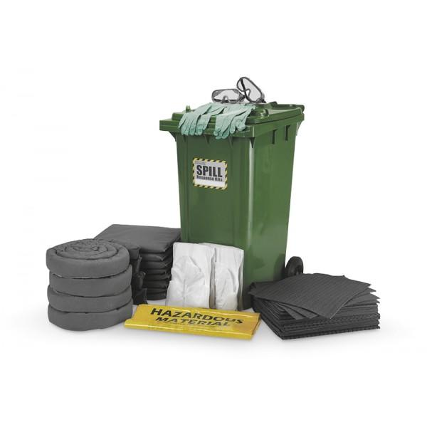 Universal Spill Kit - 240L (Cart)
