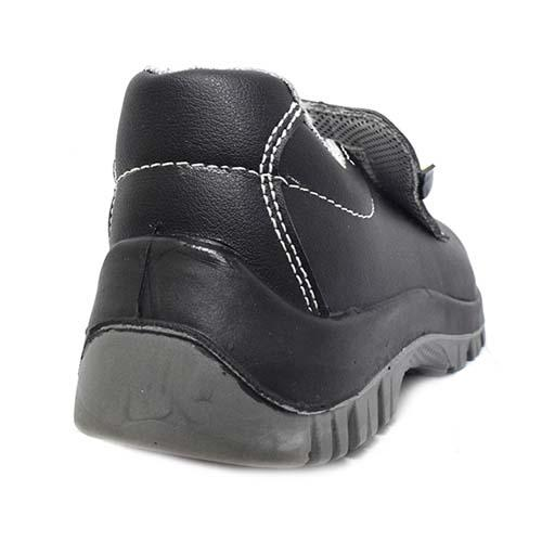 BOXTER - OWEN SAFETY SHOE (BG BL72-BK) BLACK