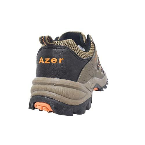 AZER - MEN'S STYLE HIKING SHOE (S 189-BN) BROWN