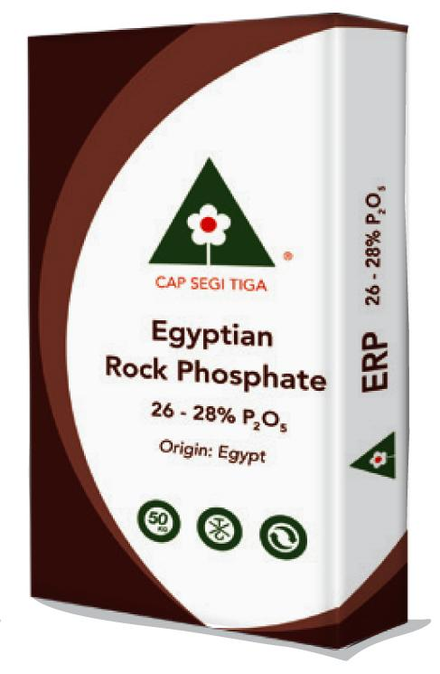 Egyptian Rock Phosphate (ERP)