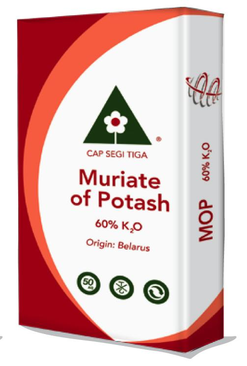 Muriate of Potash (MOP)