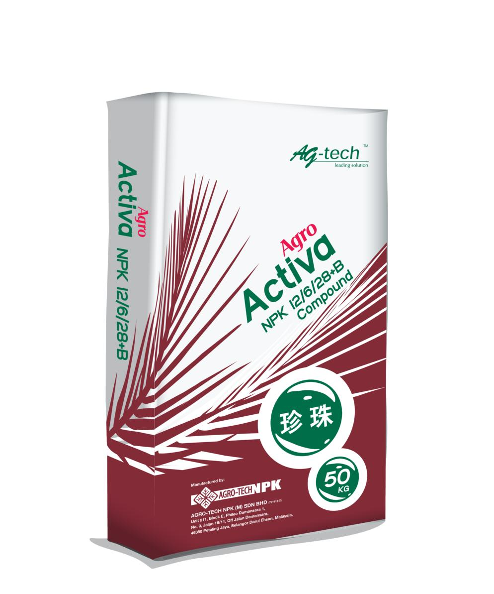 Agro Activa Brown 12/6/28+B