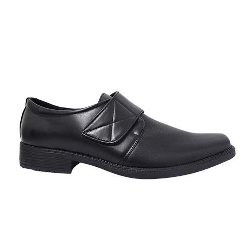 NEWMEN - MEN EXECUTIVE SHOE (MS 8116-BK) BLACK