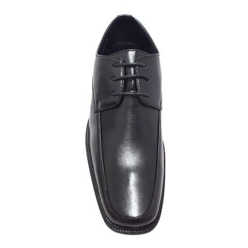 NEWMEN - MEN EXECUTIVE SHOE (MS 8115-BK) BLACK