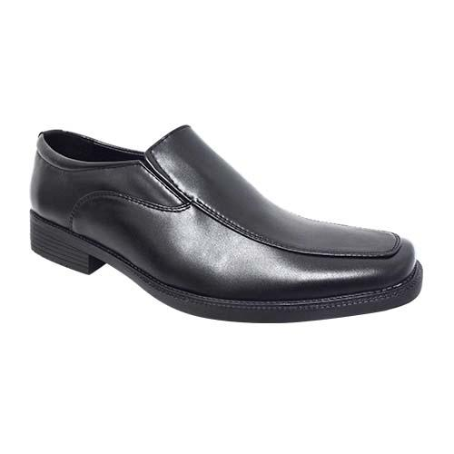 NEWMEN - MEN EXECUTIVE SHOE (MS 8113-BK) BLACK