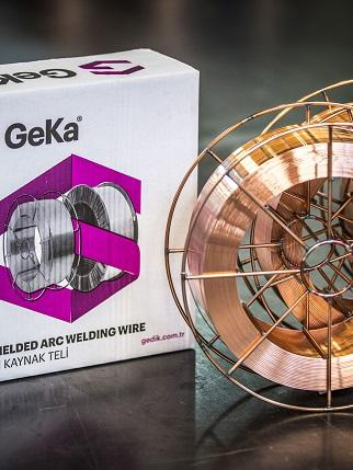 SG CrMo 2 HEAT RESISTING ARC WELDING WIRES & RODS
