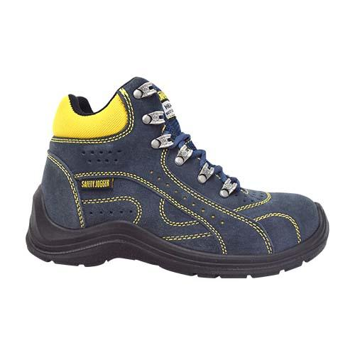 SAFETY JOGGER - ORION SPORTS/HIKING COLLECTION (S96-9942 NY.Y) NAVY YELLOW
