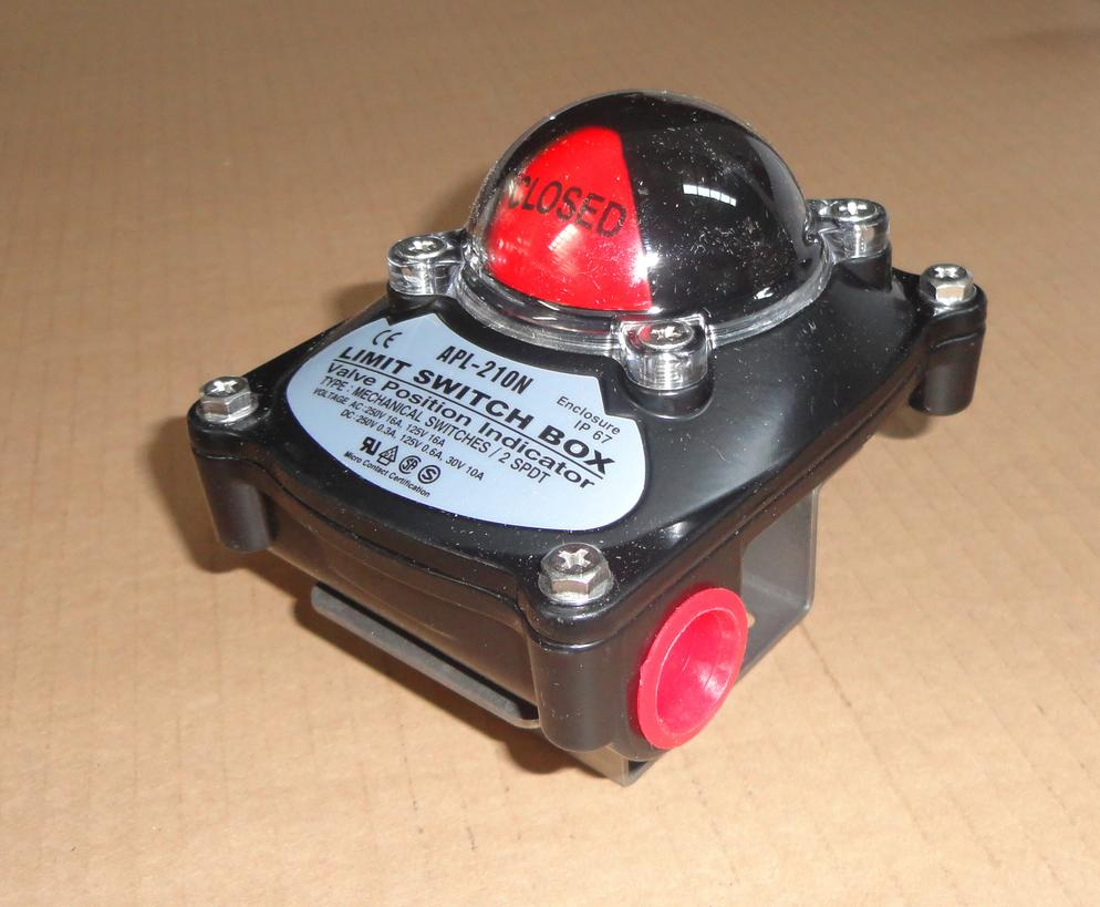 YASIKI Limit Switch with Indicator