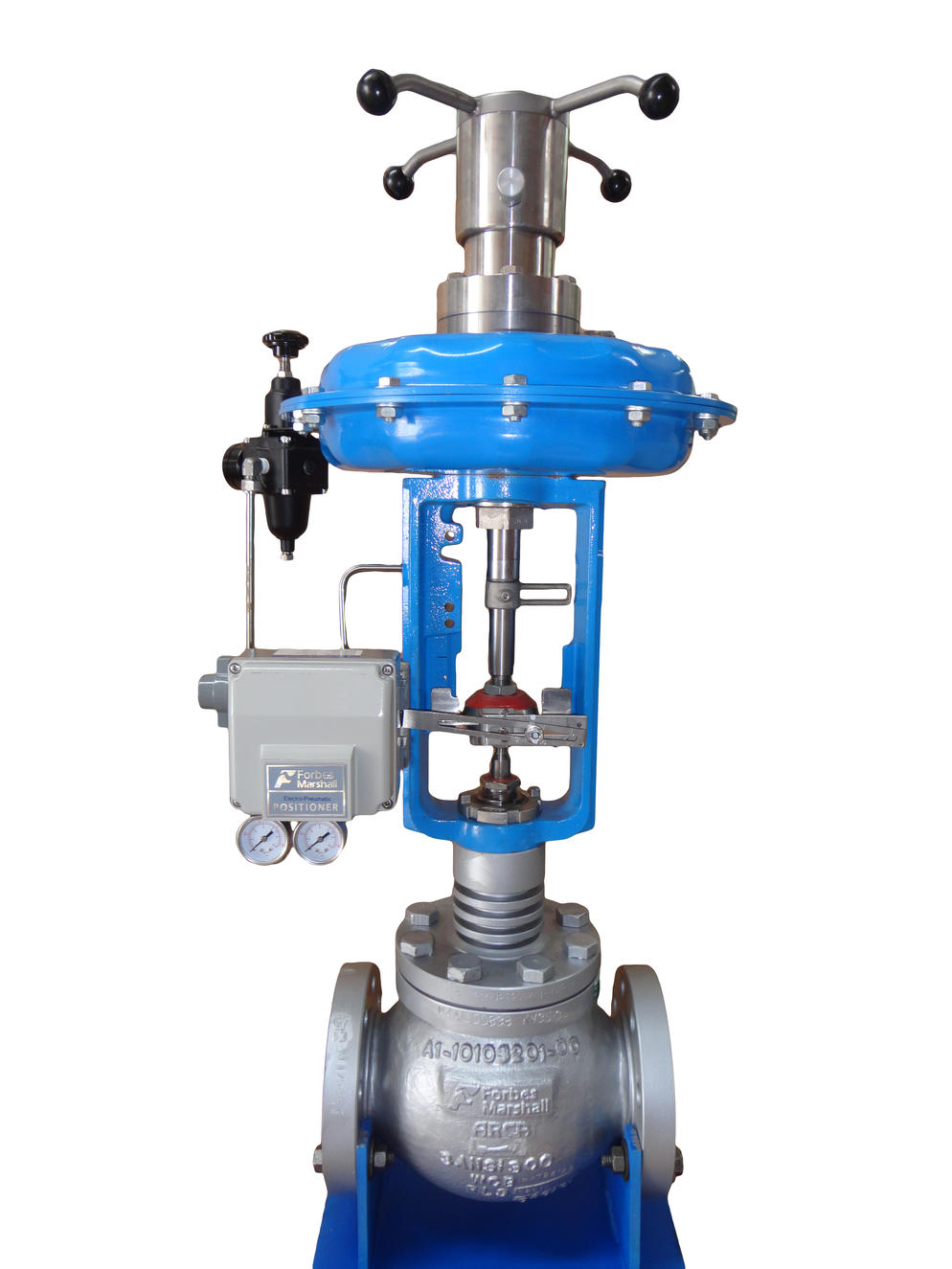 Forbes Marshall Pressure Control Valve (Make Up Valve)