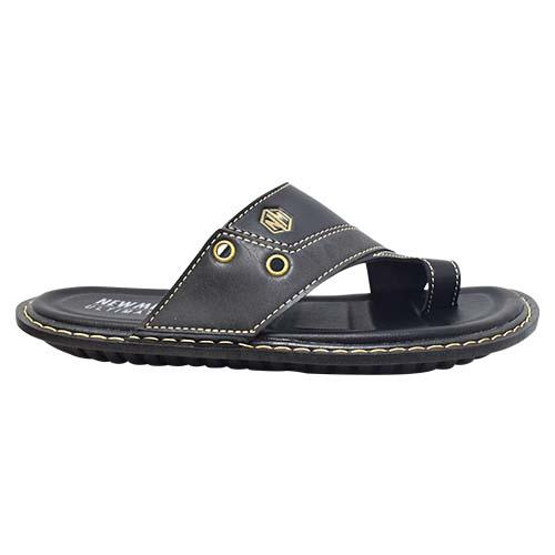 NEWMEN - MEN COMFORT SANDALS (MA 630-BK) BLACK