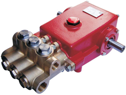 SPECK Triplex High Pressure  Pump