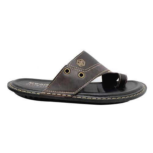 NEWMEN - MEN COMFORT SANDALS (MA 630-BN) BROWN