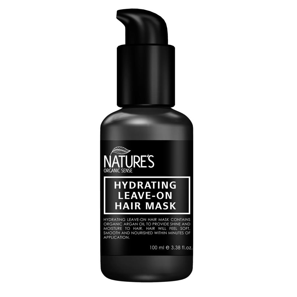 NATURE'S HYDRATING LEAVE-ON HAIR MASK
