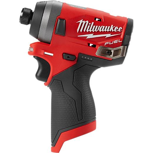 Milwaukee M12 Fuel 1/4'' Hex Impact Driver - M12 FID