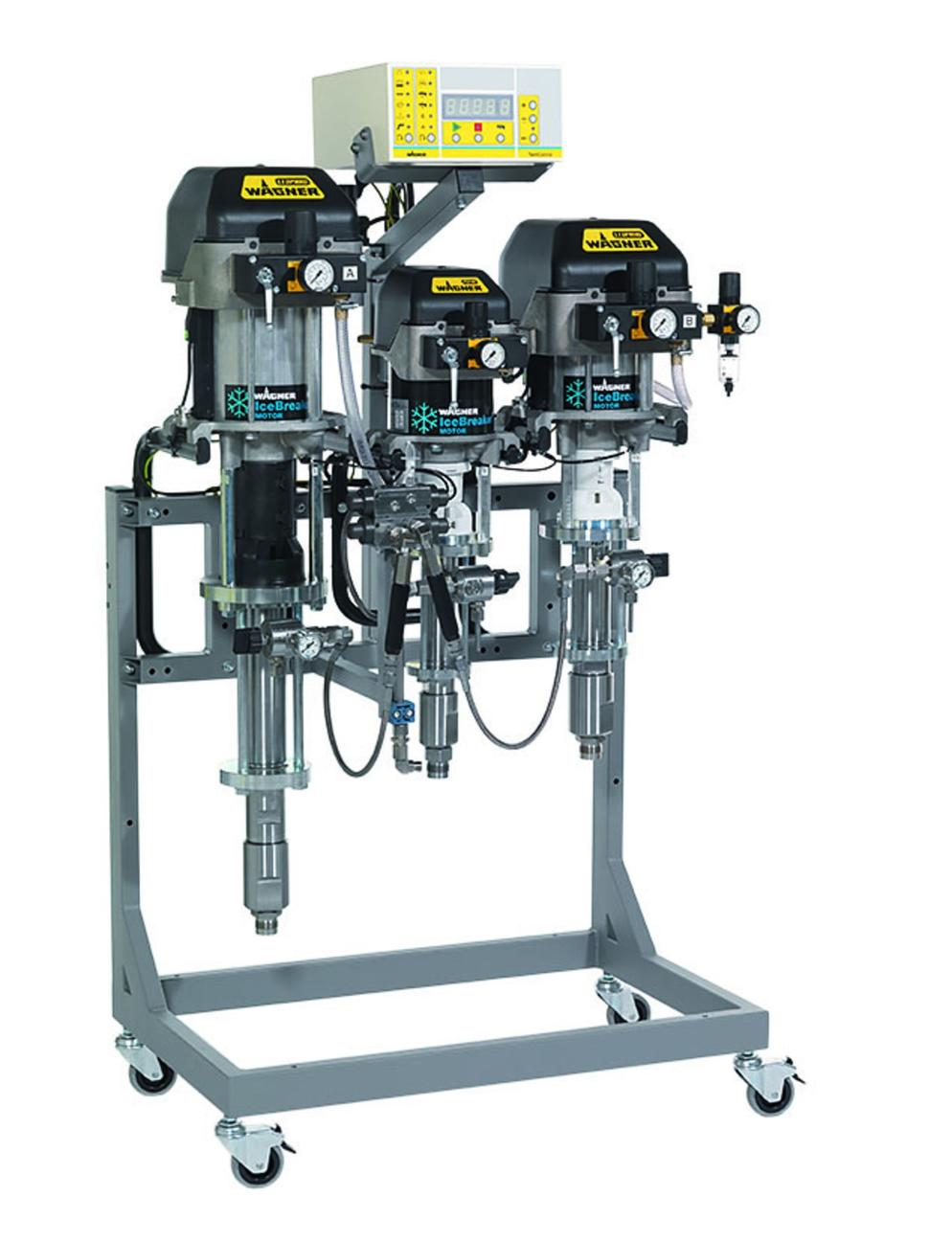 TwinControl 35-150/35-70 Electronic mixing and dosing system