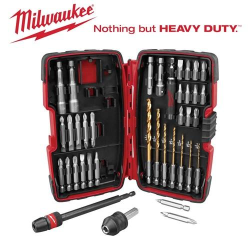 Milwaukee Quik-Lok Drill & Driver Set 48-32-1500