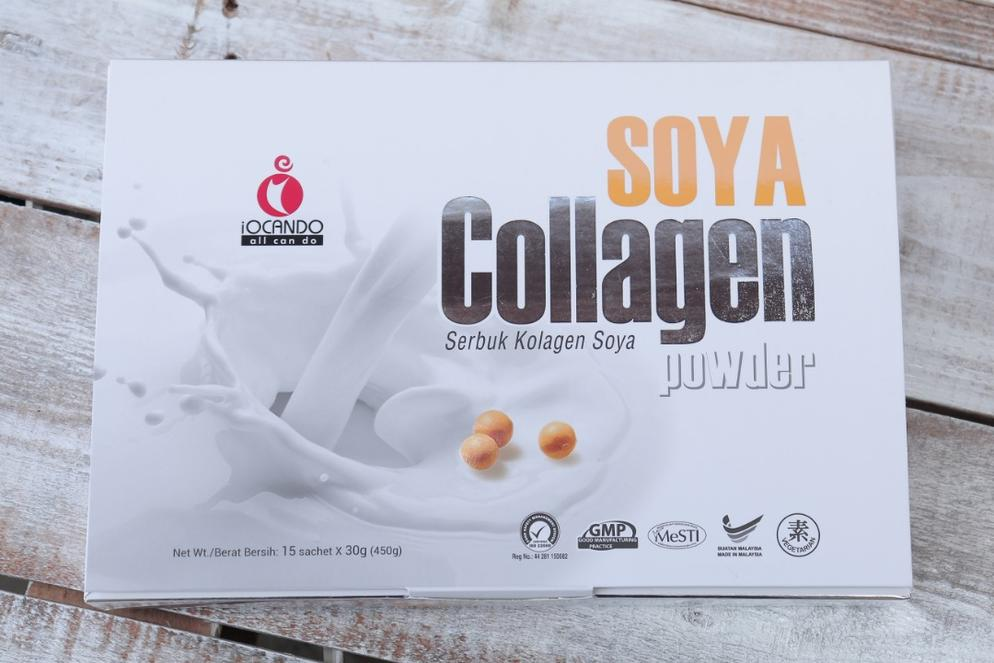 iOCANDO SOYA COLLAGEN