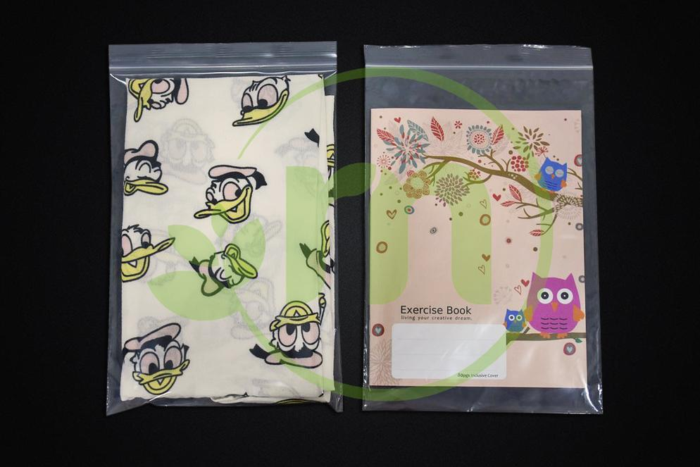 ZIPLOCK BAG ( LDPE )